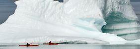 Höchster Verlust seit 20 Jahren: Eisschilde schmelzen schneller