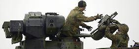 Waffenlieferungen an den Irak: Ist Hilfe für Kurden gefährliche Symbolpolitik?