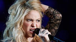 """Promi-News des Tages: Shakiras Hit """"Loca"""" ist ein Plagiat"""