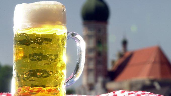 Für sein Bier ist etwa das Kloster Andechs in Bayern berühmt.