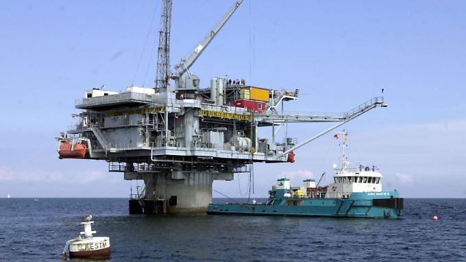 Die RWE-Tochter Dea fördert Öl und Gas vor der deutschen Nordseeküste, aber auch in Ägypten und Großbritannien.