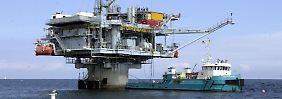 """""""Versorgung nicht gefährdet"""": Russen dürfen Gassparte von RWE kaufen"""