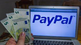 Kehrtwende bei Zukunftsplänen: Ebay will Bezahldienst Paypal doch verkaufen