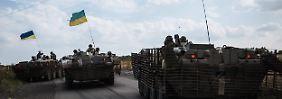 Wachsender Druck: Im Ukraine-Konflikt gibt es nur Verlierer