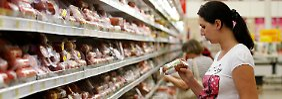 Angst vor Sowjet-Verhältnissen: Der Importstopp tut den Russen weh