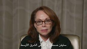 """""""Lasst meinen Sohn leben"""": Mutter von entführter Geisel Sotloff bittet IS um Gnade"""