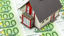 Günstig zu haben: Gute Konditionen für Immobilienkredite mit längerer Zinsbindung gibt es derzeit bei vielen Anbietern.