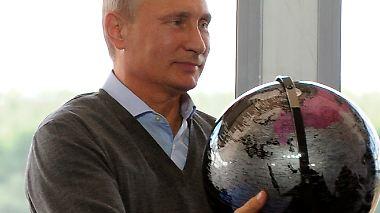 """Putin macht Andeutungen: """"Neurussland"""" schreckt Finanzmärkte auf"""