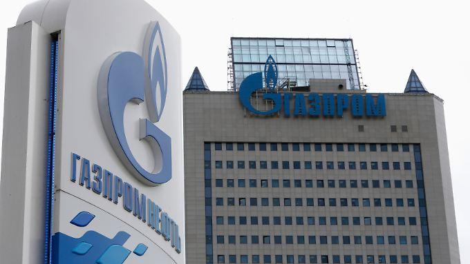 Gazprom liefert derzeit ein Drittel des in der EU benötigten Gases