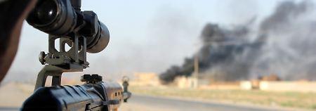 """IS führt Massenhinrichtungen durch: Amnesty sieht """"systematische Säuberungen"""""""