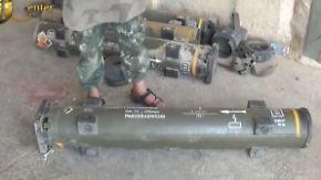 Kriegsgerät in falschen Händen: IS-Miliz erbeutet angeblich deutsche Waffen
