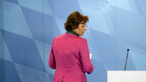 Staatskanzleichefin gibt Amt auf: Haderthauer stürzt über Modellauto-Affäre