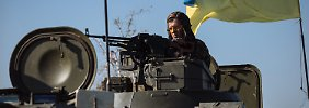 Bewegung im Ukraine-Konflikt: Putin legt Sieben-Punkte-Plan vor