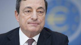 Warten auf EZB-Zinsentscheid: Südeuropäische Staaten können hoffen