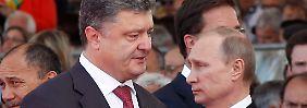 Nato tagt, Putin fordert: Wer will was im Ukraine-Konflikt?