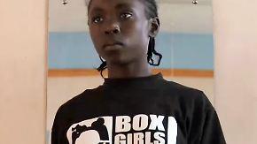 Verteidigung gegen Übergriffe: Mädchen und Frauen in Kenia schlagen zurück