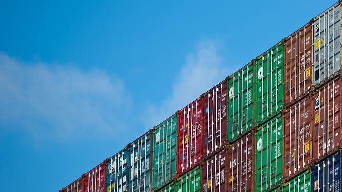 Neue Rekordwerte im Juli: Deutscher Export ignoriert die Krisen