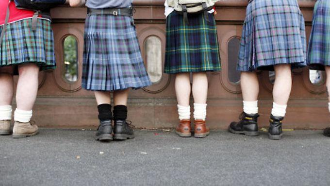 In der Schottland-Frage steigt die Zahl der Fragezeichen.