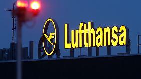 Die Lufthansa fliegt pro Woche etwa 180 Mal über Sibirien.