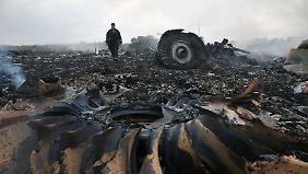 298 Menschen verloren beim Absturz von Flug MH17 ihr Leben. Die meisten stammten aus den Niederlanden. Deshalb übernahm das Dutch Safety Board die Ermittlungen.