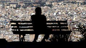 Noch nicht über den Berg: Griechenland berappelt sich leicht