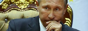Österreich im Spagat: Putin will Friedensgipfel in Wien