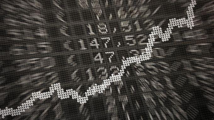 Konjunkturdaten spielten angesichts der grundsätzlich guten Stimmung kaum eine Rolle.