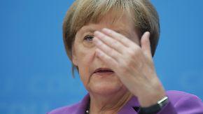 Falsche Strategie?: Merkel will die AfD einfach ignorieren
