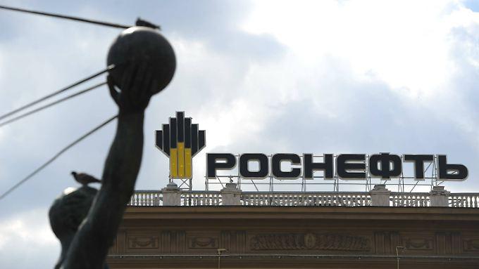 Rosneft sorgt für einen Großteil der Staatseinnahmen Russlands.