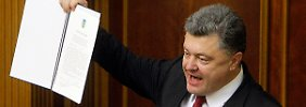 Sonderstatus und EU-Assoziierung: Kiew lockt - macht Moskau mit?
