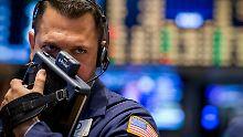 Inside Wall Street: Anleger starren auf die Fed