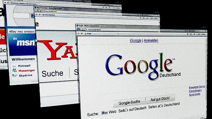 Aktuell gibt es knapp drei Milliarden Internetnutzer.