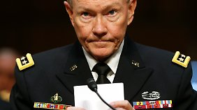 Kampf gegen IS im Irak: US-General Dempsey schließt Bodentruppen nicht aus