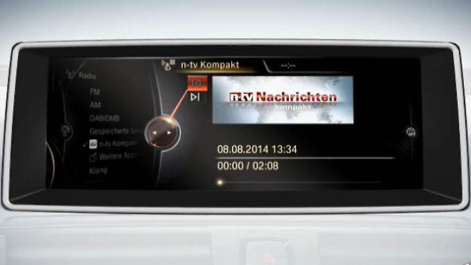 n-tv Trailer: BMW ConnectedDrive