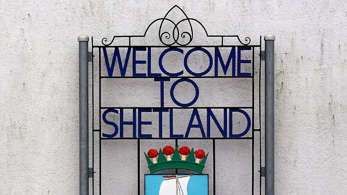 """""""Wir lassen uns nicht von Alex Salmond  sagen, was wir zu tun haben"""", erklärte Shetland-Politiker Scott."""