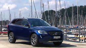 XC60 fährt als Sondermodell vor: Volvo feilt am maritimen Image