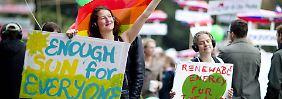 Größte globale Klima-Demo: Tanzen, um die Welt zu retten
