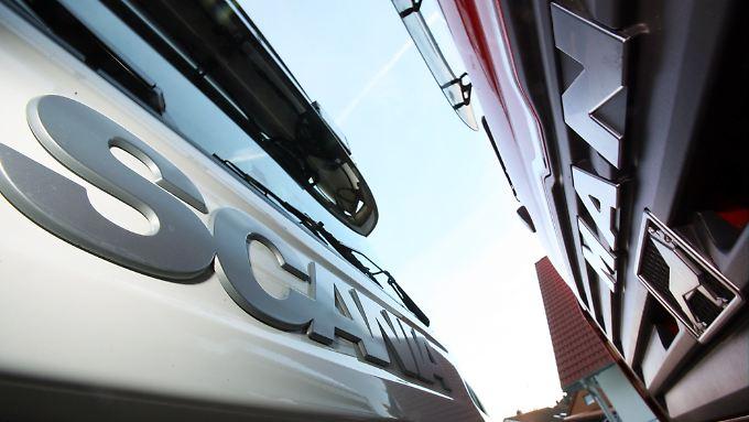 MAN soll seine Getriebe für Fern-Lkw künftig von Scania erhalten, berichten Insider.