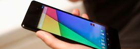 Google will sich nicht binden: HTC soll Nexus 9 bauen