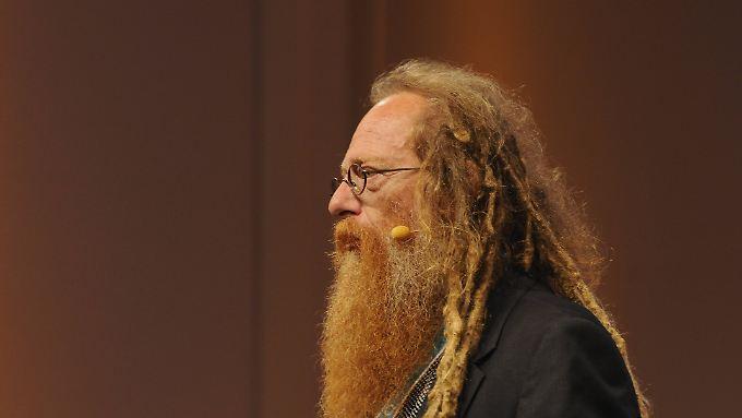 Ossi Urchs gilt als Pionier des Internets in Deutschland.