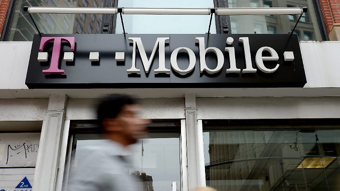 T-Mobile jagt in den USA die Branchenführer Verizon und AT&T.