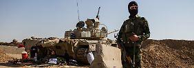 """""""Qualifizierte Einweisung"""" gegen IS: Kurden werden in Bayern geschult"""