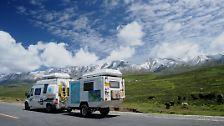 Neuheiten vom Caravan-Salon: Häuser auf Reisen