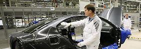 VW-Produktion in Kaluga.