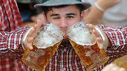 Ballermann, Halligalli und Karneval: Oktoberfest ist (fast) überall
