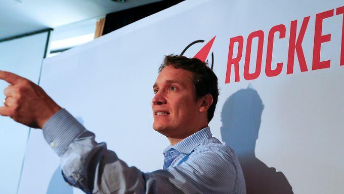 Macht Rocket Internet dem Namen alle Ehre an der Börse?