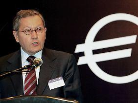 Alles im Lot auf dem Euro-Boot? Klaus Klaus Regling meint ja.