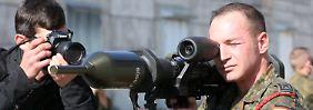 Im Irak und der Ukraine: Bundeswehr will Militäreinsätze ausweiten