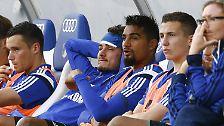 Eben noch Derby-Helden, jetzt wieder die Deppen: Alles wie gehabt beim FC Schalke.