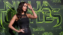 """Fox kam zur Deutschlandpremiere von """"Teenage Mutant Ninja Turtles"""" nach Berlin."""